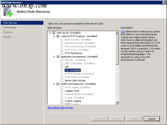 Enabling FastCGI support on Windows Server 2008 and Windows Server 2008 R2