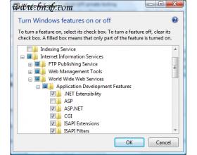 win2008 IIS7 安装PHPMYAdmin的方法