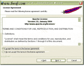 Windows下Apache+MySQL+PHP运行环境的安装图文方法