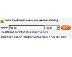 从万网批量转移域名到GoDaddy流程记录