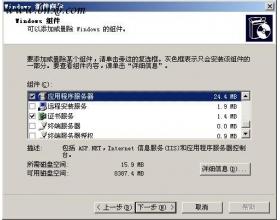 Windows IIS配置与Ftp服务搭建