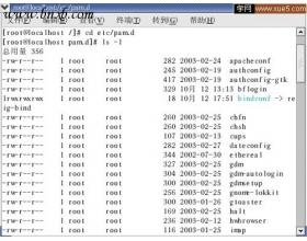 用PAM认证加强Linux服务器安全