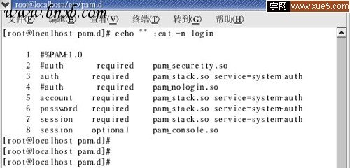 用PAM认证加强Linux服务器安全(图二)