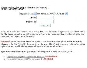注册俄罗斯免费域名org.ru/net.ru/pp.ru教程(包括RIPN的注册)