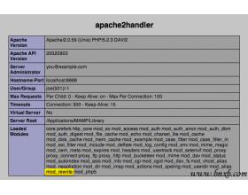 深入理解Apache的mod_rewrite
