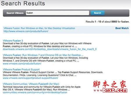 糟糕的搜索结果页产品展示方式