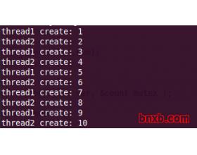 Linux多线程编程