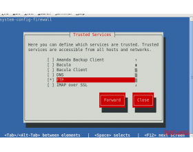CentOS6下配置本地用户访问vsftpd,并赋予写权限