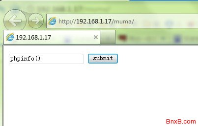 PHP一句话木马记录