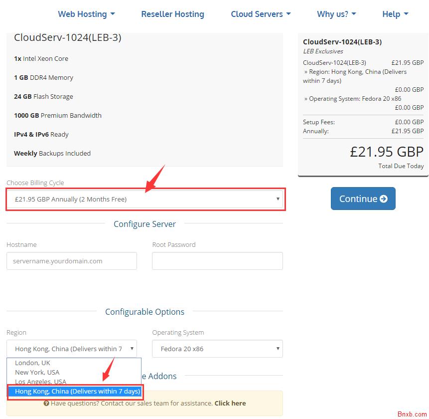 enoctus英国VPS商 提供低价香港线路KVM VPS 双程电信CN2 paypal付款