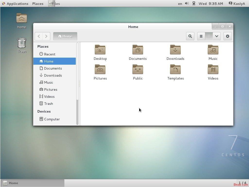 CENTOS7安装各种桌面系统 CENTOS安装桌面图形化GUI GNOME/KDE/Cinnamon/MATE/Xfce