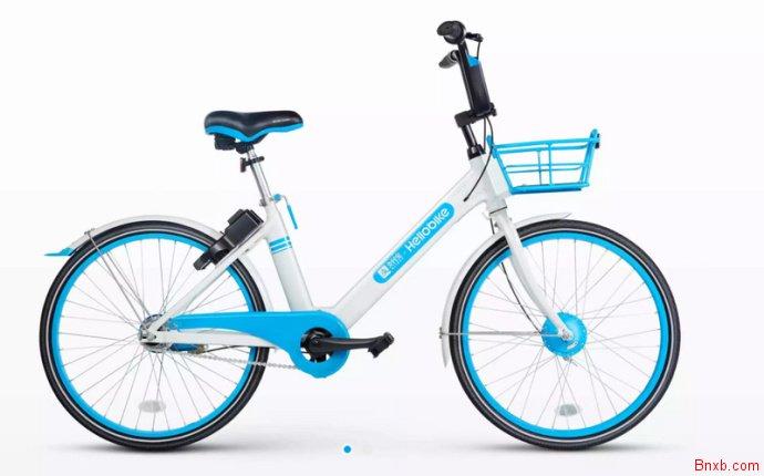 Hellobike(哈罗单车) 免费领取月卡(30天)