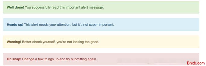 bootstrap警示框alert 延迟自动关闭的方法 加载完延迟关闭方法